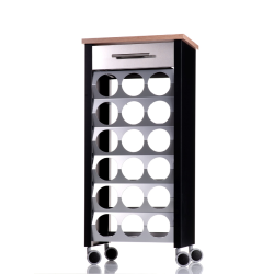 Bottle rack BACUS ,18 bottles capacity