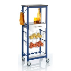 Vegetable rack ONDA BLUE MICROWAVE