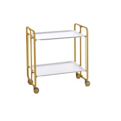 TROLLEY Ocher frame , 2 levels