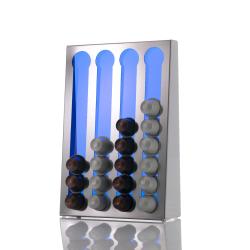 KAPSULAS. Support design pour capsules Nespresso.