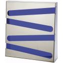 Decorative System Zig-Zag storage for Nespresso capsules