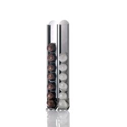 KAPSULAS. 2 Klebehalter-Set für Nespresso Kapseln