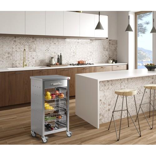 Küchenwagen, OTTO INOX