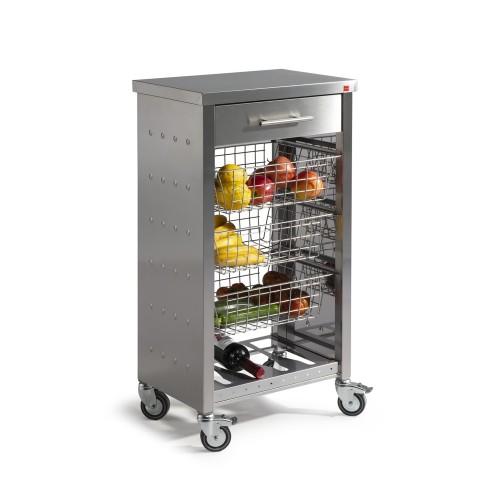Vegetable rack OTTO INOX