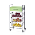 Vegetable trolley for the kitchen, ALESIA