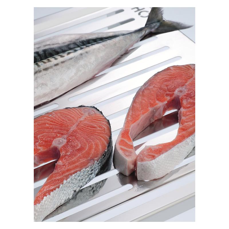 Parrilla barbacoa para carb n o le a xl pescado verdura - Parrillas para pescado ...