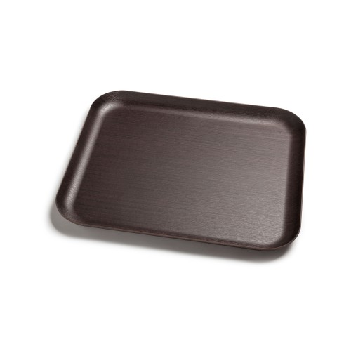 Large Natural wood Delica Tray, 47 x 39 cm.