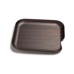 Delica Tablett aus Naturholz