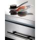 Carrello da cucina STEEL COOK DOBLE