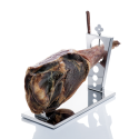 Folding ham stand in stainless steel
