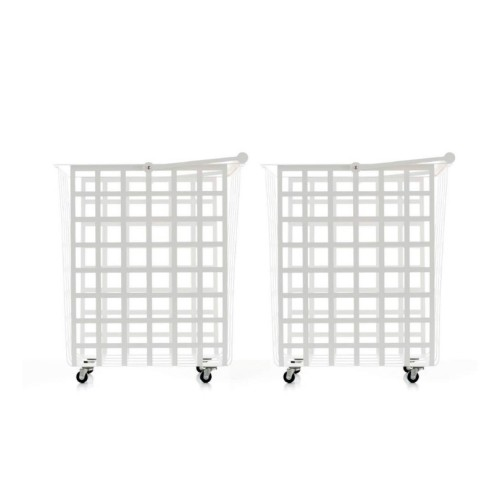 ZESTAS - Set of 2 baskets - Large size.