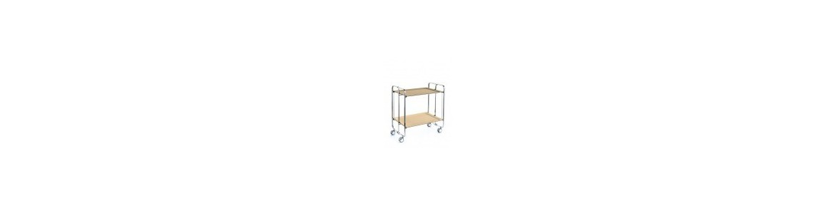 Buying Rolling and Foldable Bar Carts. Made in Spain.