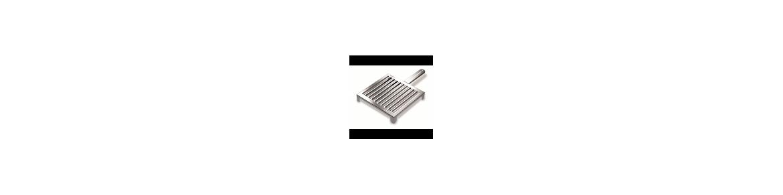Griglie per barbecue in acciaio inossidabile