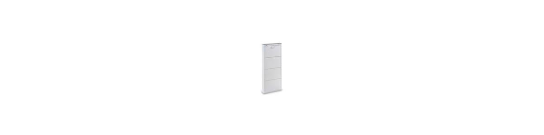 Vertrieb tragbarer Designer-Schuhständer. Hergestellt in Spanien