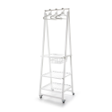 Garderobe und Kleiderständer