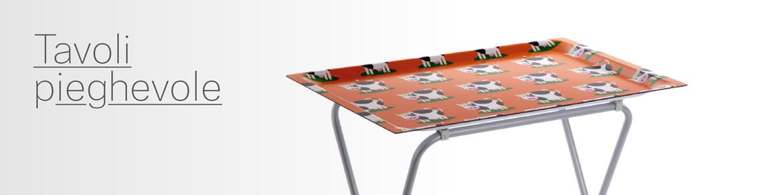 Tavoli pieghevole